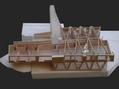 Lille School of Architecture - Model