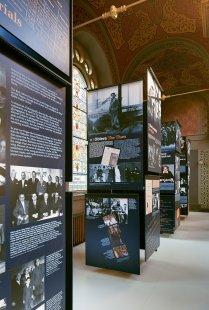 Výstava Židovská obec vPraze od roku 1945 - foto: Tomáš Souček