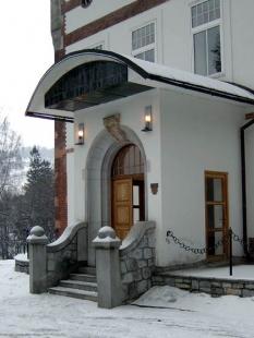 Vila továrníka Erwina Weisse - foto: Jan Weiss