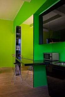 Kanceláře a recepce pro Konsepti - foto: Marek Pavala