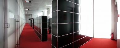 Hlavní sídlo SGAE - foto: Courtesy of Ensamble Studio