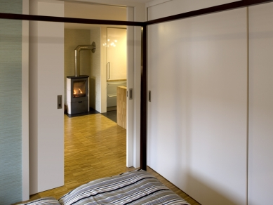 Půdní byt v Bubenči - foto: Vavřinec Menšl