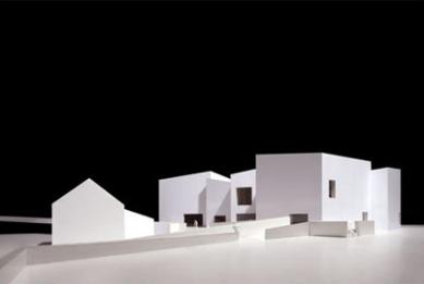 Galerie Hepworth Wakefield - Model - foto: David Chipperfield Architects