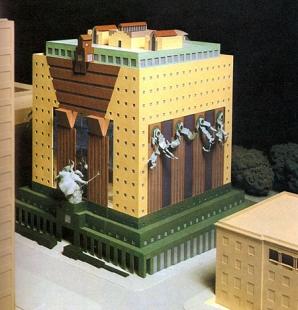 Portland Building - Model