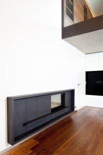 Interiér bytu v Praze - foto: Andrea Lhotáková