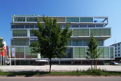 Obchodní a průmyslová komora - foto: Petr Šmídek, 2008