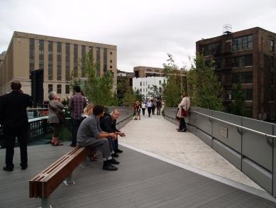 High Line Park - foto: Markéta Čermáková
