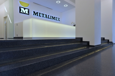 Kanceláře společnosti Metalimex a.s. - foto: Iveta Kopicová