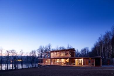 The House in the Preserve - foto: Andrea Thiel Lhotáková