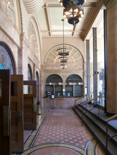 Auditorium Building - foto: Petr Kratochvíl/Fulbright-Masaryk grant, 2011