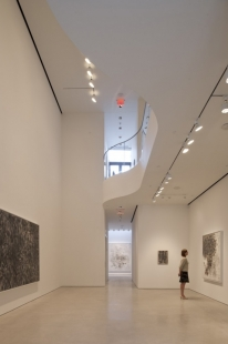 Sperone Westwater Gallery - foto: Nigel Young/Foster and Partners
