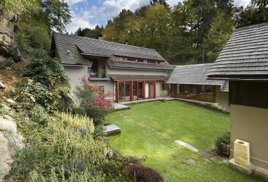Rekonstrukce domu v Českém ráji  - exteriér