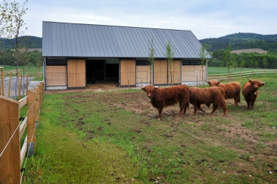 Farma Čapí hnízdo - foto: Ctibor Košťál