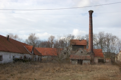 Farma Čapí hnízdo - Původní stav