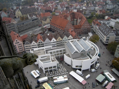 Ulm Exhibition and Assembly Building