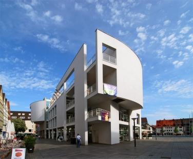 Ulm Exhibition and Assembly Building - foto: Petr Šmídek, 2011