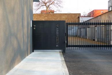 Bytový dům Modřínka - foto: Radovan Kodera