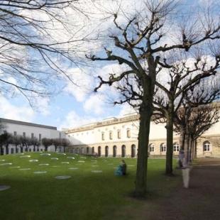 Staedel Museum extension - Denní vizualizace - foto: Schneider + Schumacher