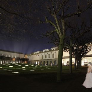 Staedel Museum extension - Noční vizualizace - foto: Schneider + Schumacher
