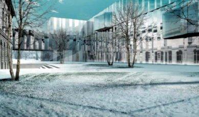 Staedel Museum extension - 3. cena - Gigon Guyer