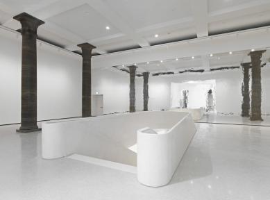 Staedel Museum extension - foto: Norbert Miguletz