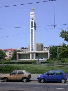 Kostel svatého Václava - foto: Petr Šmídek, 2003