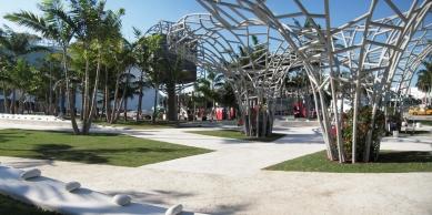 Lincoln Park - krajina zvuků - foto: Courtesy of West 8 urban design & landscape architecture