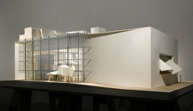 New World Symphony - Model - foto: Gehry Partners, LLP