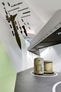 Vojenské muzeum - foto: © Hufton + Crow