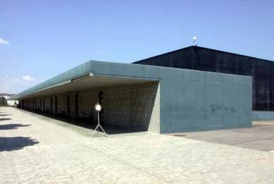 Sportoviště Pfaffenholz - foto: Petr Šmídek, 2002