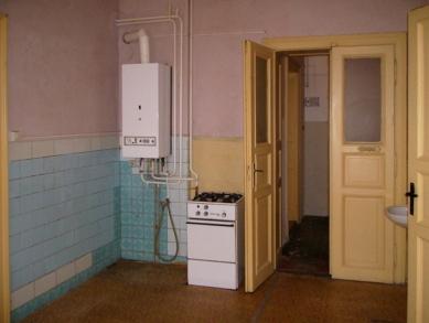Rekonstrukce bytu v Děčíně - Původní stav - foto: Archiv atelieru