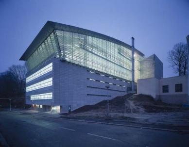 Státní vědecká knihovna - foto: Aleš Jungmann