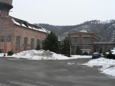 Konverze Uhelného Mlýna - Stav před rekonstrukcí - foto: Archiv atelier