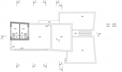 Rodinný dům ve svahu - 3NP