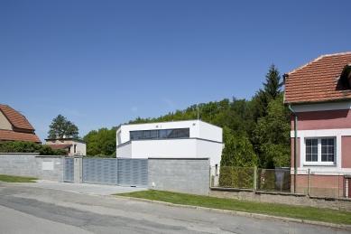 Rodinný dům v Kunraticích - foto: Tomáš Dittrich