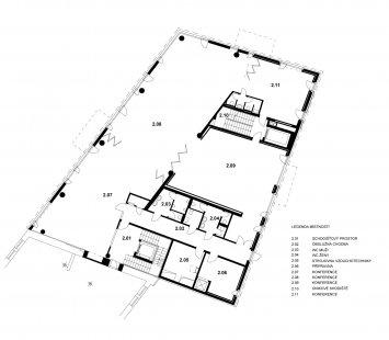Fabrika hotel - 2NP