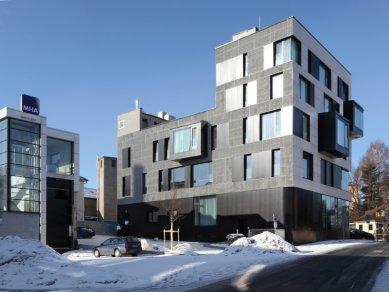 Fabrika hotel - foto: Zdeno Helfert
