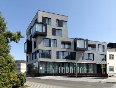 Fabrika hotel - foto: Ester Havlová