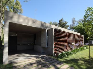 Dům BA - foto: © Gustavo Sosa Pinilla