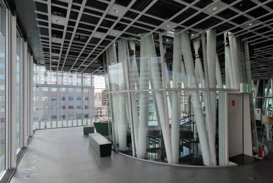 Mediatéka v Sendai - foto: Petr Šmídek, 2012