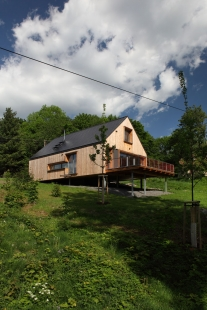 Rodinný dům Pulečný - foto: Lina Németh