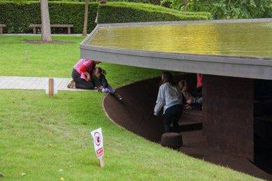 Serpentine Gallery Pavilion 2012 - foto: Martin Krcha, 2012
