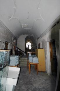 Rekonstrukce a dostavba Regionálního muzea v Kolíně - Fotografie původního stavu - foto: IHARCH