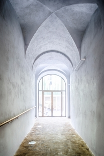 Rekonstrukce a dostavba Regionálního muzea v Kolíně - foto: Andrea Thiel Lhotáková