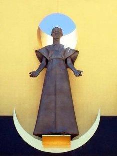 Katedrála Panny Marie Andělské - foto: © Rafael Moneo, 2002