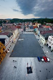 Rekonstrukce frýdlantského náměstí - foto: Aleš Jungmann