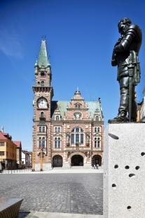 Rekonstrukce frýdlantského náměstí - foto: Jiří Jiroutek