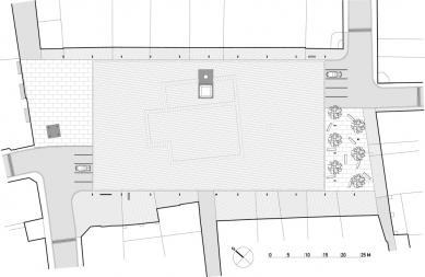 Rekonstrukce frýdlantského náměstí - Situace