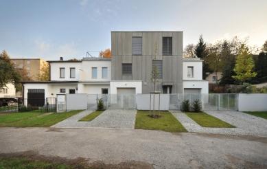 Rodinný dům na Praze 6