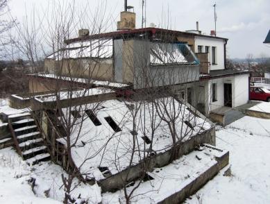 Rodinný dům na Praze 6 - Původní stav
